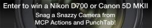 Canon EOS 5D MkII + Lensa Canon EF 85mm f/1.8 gratis